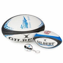 GILBERT400th RUGBY BALL SIZE 5