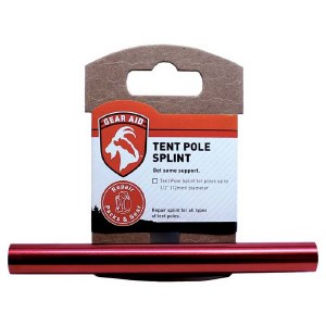 Tent Pole Splint 1/2""