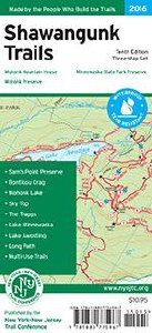 Shawangunk Trails Map Set - 2016
