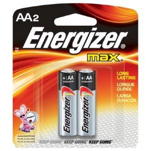 Batteries AA 2-Pack