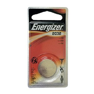 Coin Cell Batteries CR 2032