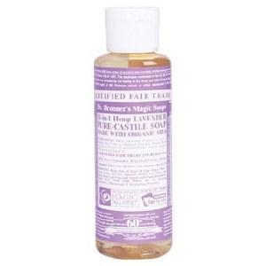 Dr.Bronners Soap 4oz Lavender