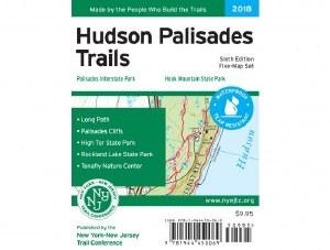 Hudson PalisadesTrail Map Set - 2018