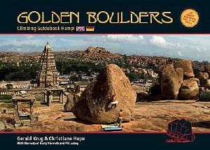Golden Boulders- Climbing Guidebook Hampi