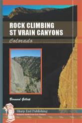 Rock Climbing St Vrain Canyons