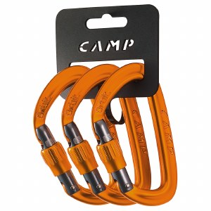 Orbit Lock 3-Pack - Orange