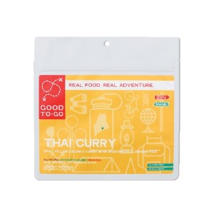 Thai Curry - 2 Serving