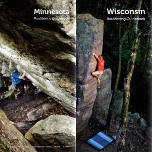 Minnesota and Wisconsin Bouldering Guidebook