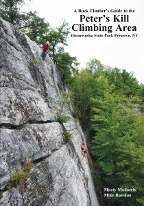 A Rock Climber's Guide to the Peter's Kill Climbing Area