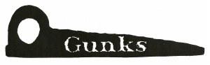 Gunks Piton Sticker
