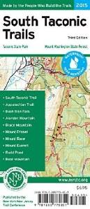 South Taconic Trails Map Set - 2015