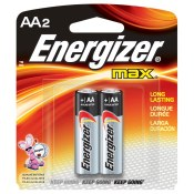 Batteries AA 2-Pack