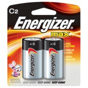 Batteries C 2-Pack