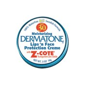 Dermatone Z-Cote Cream Mini Tin SPF 30 .5oz