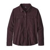 Long-Sleeved Fjord Flannel Shirt - Women's