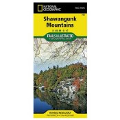 Trails Illustrated Shawangunk Mountains