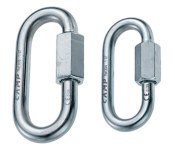 8mm Zinc Oval Quick Link