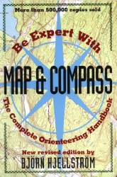 Be Expert With Map and Compass 3rd Edition