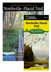Northville-Placid Trail Guide and Map Pack
