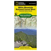 White Mountain National Forest West [Franconia Notch, Lincoln] #740