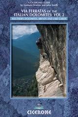 Via Ferrata: Dolomites Vol 2