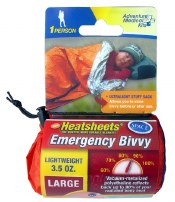 SOL Heatsheets Emergeny Bivy
