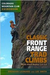 Classic Front Range Trad Climbs