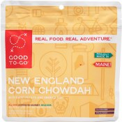 New England Corn Chowdah - Double Serving