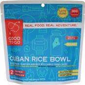 Cuban Rice Bowl - Double Serving