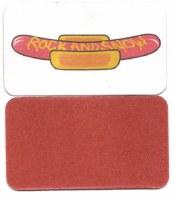 Rock and Snow Hotdog Emery Card