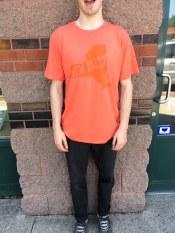 New Paltz T Orange L