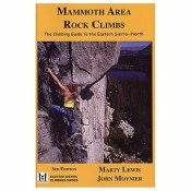 Mammoth Area Rock Climbs 4th Edition