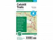 Catskill Trails Map 12th Ed
