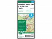 The Delaware Water Gap & Kittatinny Trails Map