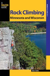 Rock Climbing Minnesota and Wisconsin