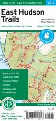 East Hudson Trails Map Set - 2018