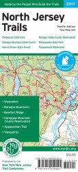 North Jersey Trails Map Set - 2017