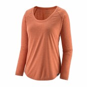 Long-Sleeved Capilene Cool Trail Shirt - Women's