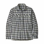 Long-Sleeved Fjord Flannel Shirt - Men's