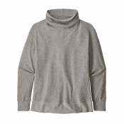 Waffle Pullover - Women's