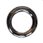 Stainless Steel Rap Ring 11mm