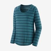 Long Sleeve Cap Cool Trail Shirt - Women's