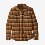 Long-Sleeved Fjord Flannel - Women's