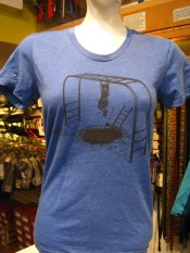 Monkey Bars Tee - Women's