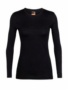 200 Oasis Long Sleeve Crewe - Women's