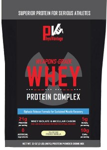 Weapons-Grade Whey