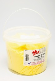 Scola Powder Paint 2.5 kg Yellow