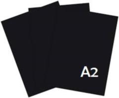 A2 BLACK CHART PK 20