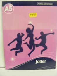 A5 Jotter Pad - 100 Sheets