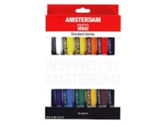 Amsterdam Acrylic standard series Set 12 x 20 ml
